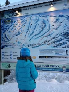 Tyrol Trail Map