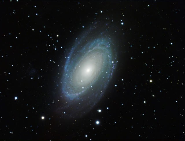 M81 - Image by John Wunderlin